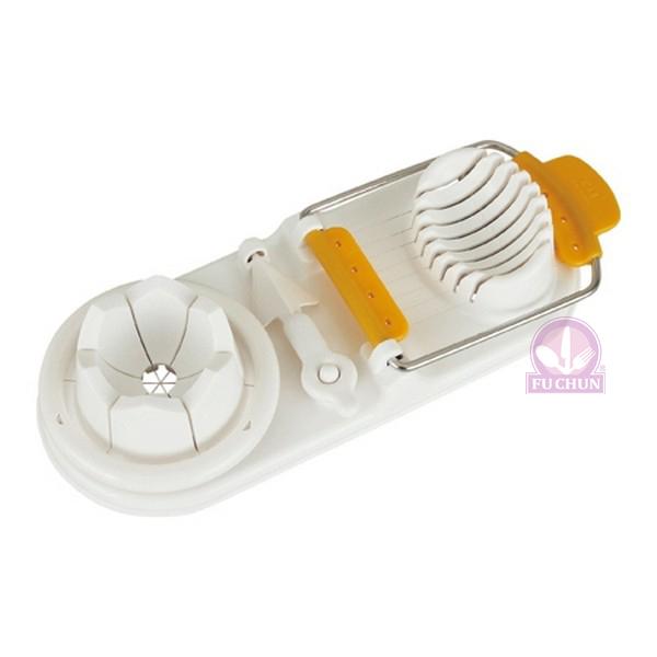 日本貝印*DH-2387三用切蛋器