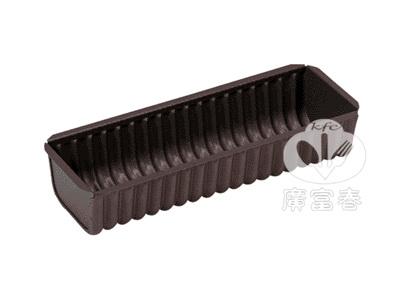 羅蘭蛋糕模(矽利康不沾) 227*76*49mm
