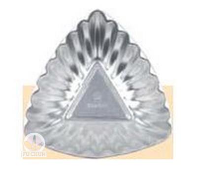三角菊花蛋糕模 76*74*19mm