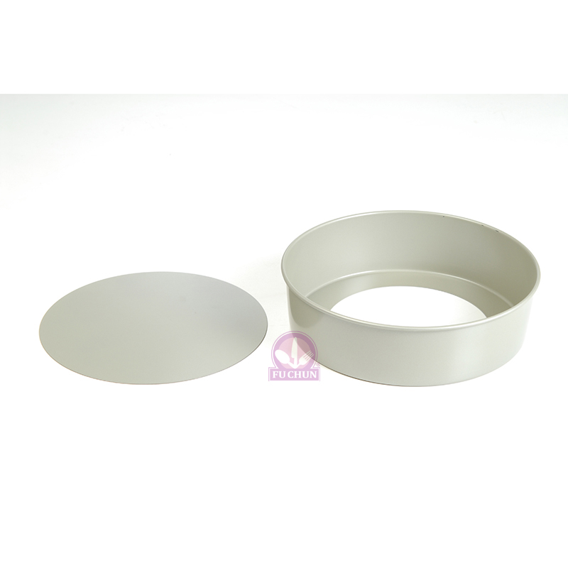 20cm圓型活動蛋糕模(矽利康)